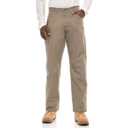 Wrangler RIGGS Workwear® Ripstop Carpenter Pants (For Men) in Bark - 2nds