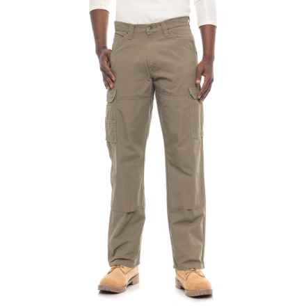 Wrangler RIGGS Workwear® Ripstop Ranger Pants - Relaxed Fit (For Men) in Bark - 2nds