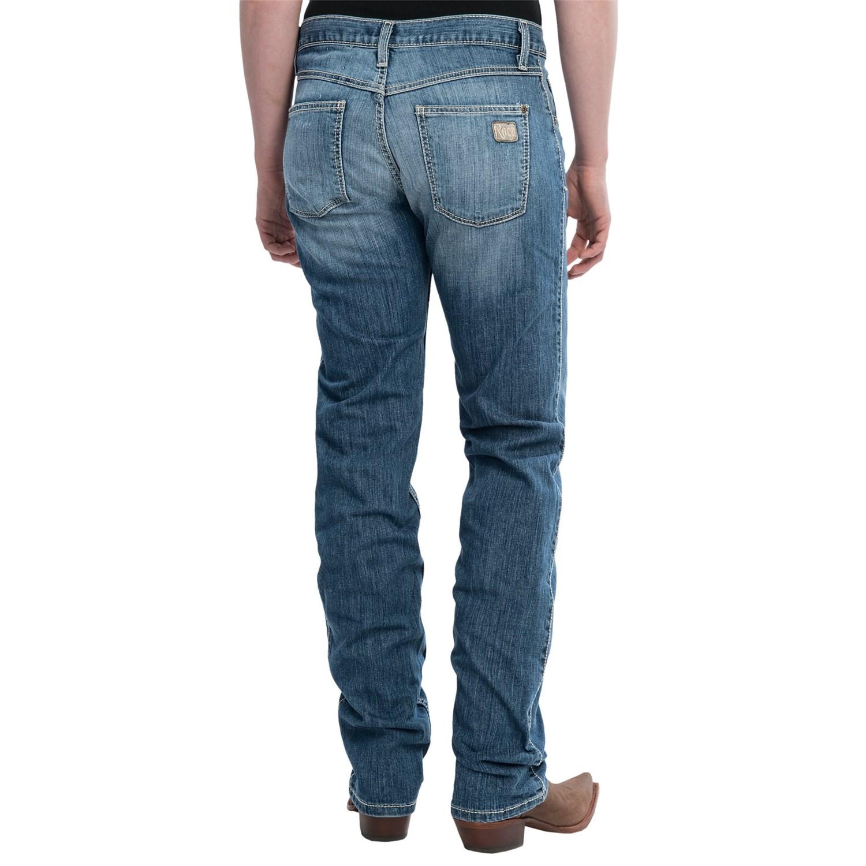 Wrangler Rock 47 Boyfriend Fit Jeans For Women Save 50