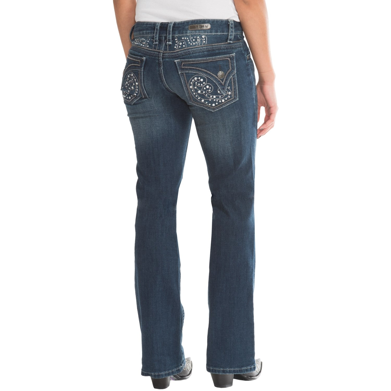 Wrangler Rock 47 Women S Jeans