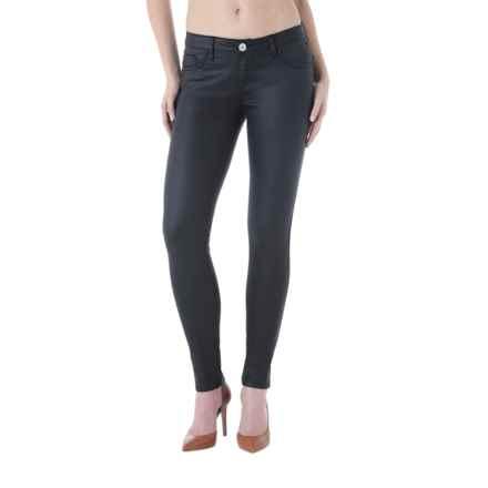 Wrangler Rock 47 Jeans - Low Rise, Skinny Leg (For Women) in Rock Star - 2nds