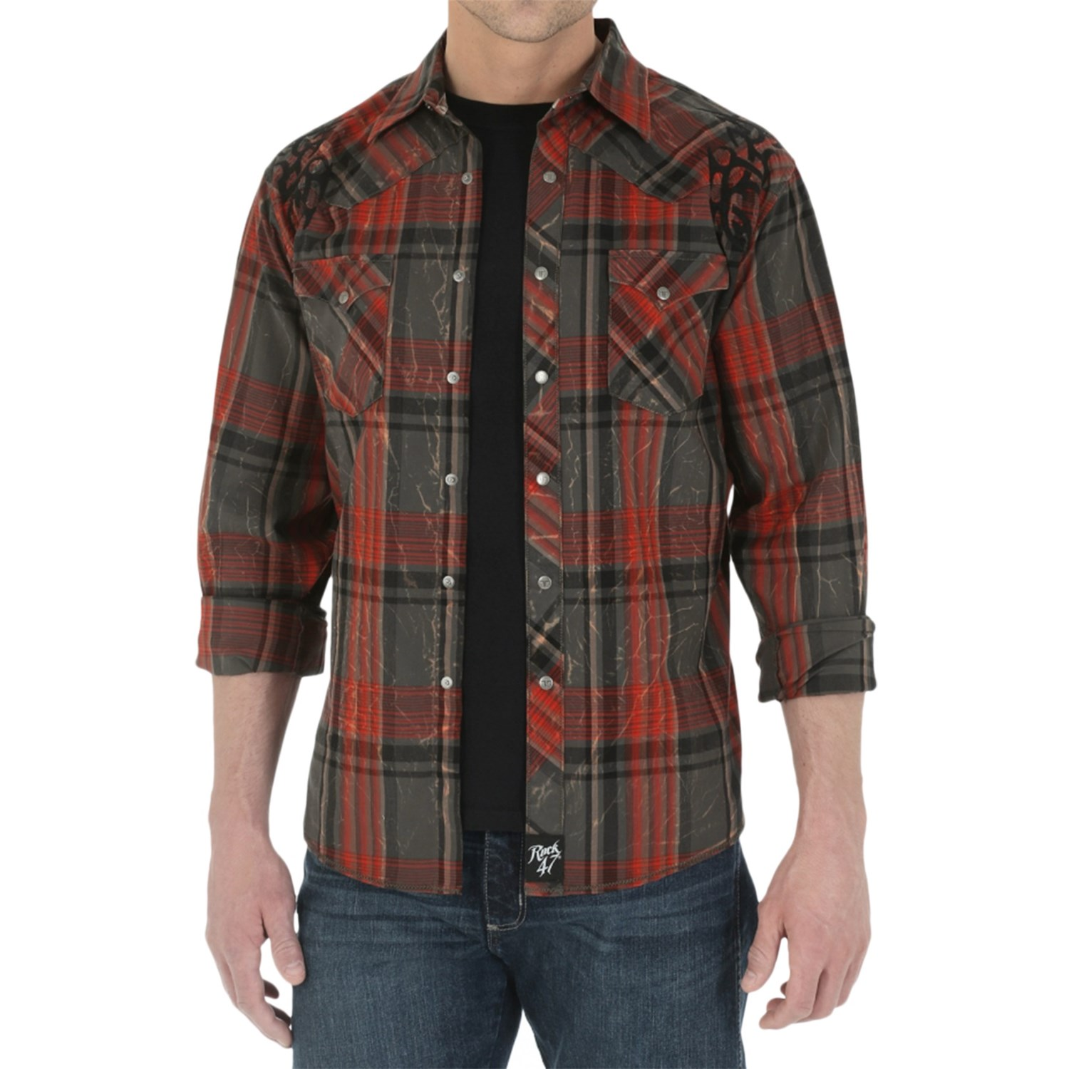 High quality men's, women's and kids western wear and accessories from the inventor of the snap button western shirt. Made in the USA. Authentic Western Shirts, Jackets, Ties, Belts, Hats and Accessories – Rockmount.