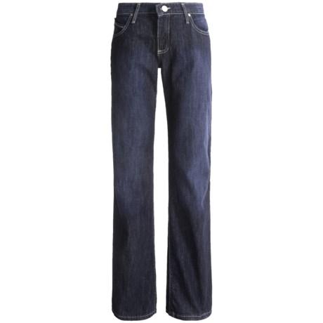 Wrangler Shiloh Ultimate Riding Jeans (For Women) in Light Blue