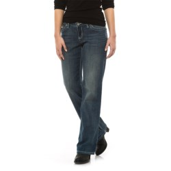 Wrangler Shiloh Ultimate Riding Jeans (For Women) in Sure Fire
