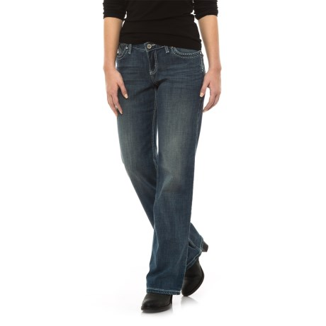 Wrangler Shiloh Ultimate Riding Jeans (For Women)