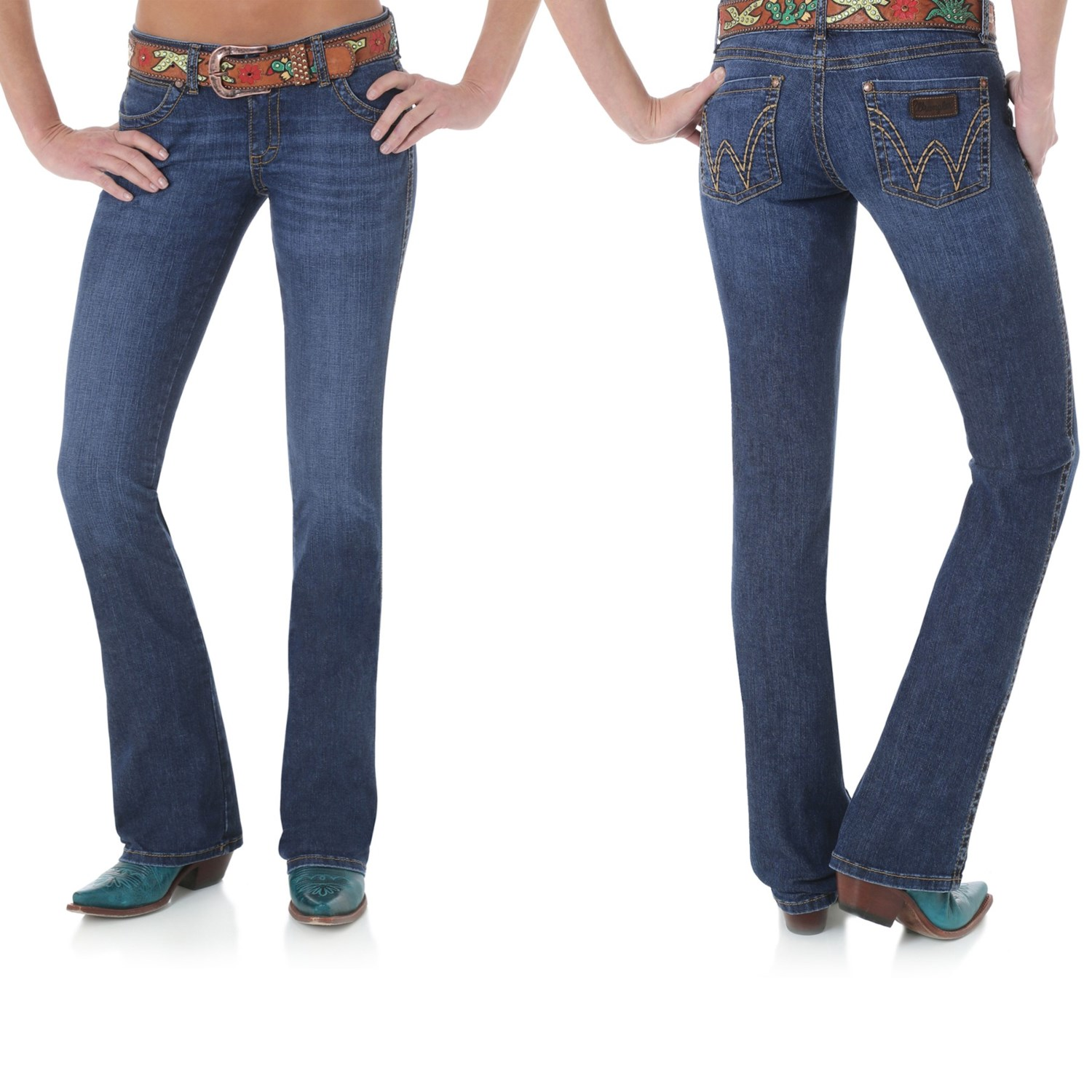 Ultra low rise jeans