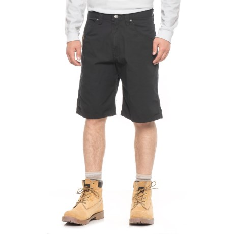 Wrangler Workwear® Technician Shorts - Factory Seconds (For Men) in Black