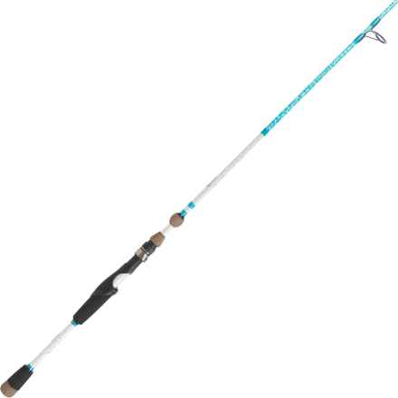 "Wright & McGill Co. Blair Wiggins Tessera S-Curve Inshore Series Spinning Rod -1-Piece, 6'9"", Light in See Photo - Closeouts"