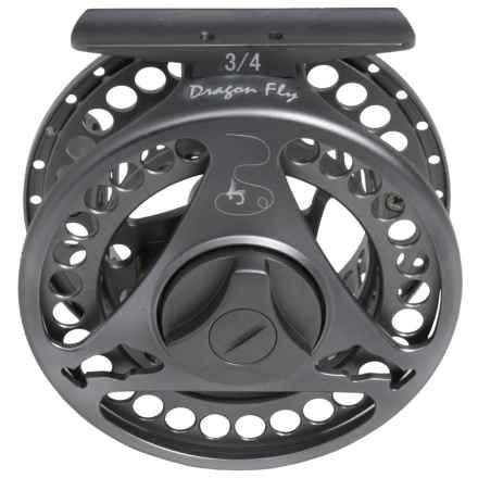 Wright & McGill Co. Dragonfly Fly Reel - 3/4wt in See Photo - Closeouts