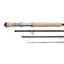 Wright & McGill Co. Fly Girl Saltwater/Salmon/Steelhead Fly Rod - 4-Piece, 9' 8-10wt (For Women) in See Photo - Closeouts