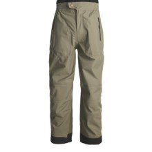Wright & McGill Co. Rogue Storm Pants - Waterproof (For Men) in Sage - Closeouts