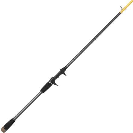 "Wright & McGill Co. Skeet Reese Victory Pro Carbon Swimbait Casting Rod - 1-Piece, 7'6"", Fast in See Photo - Closeouts"
