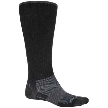 Wrightsock Escape Hiking Socks - Mid Calf (For Men and Women) in Black - Closeouts