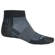 Wrightsock Escape Low Socks - Ankle (For Men and Women) in Black - Closeouts