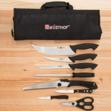 Wusthof Big Game Butcher Kit - 8-Piece Set in See Photo - Closeouts