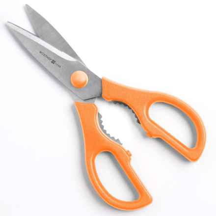 Wusthof Come-Apart Kitchen Shears in Orange - Closeouts