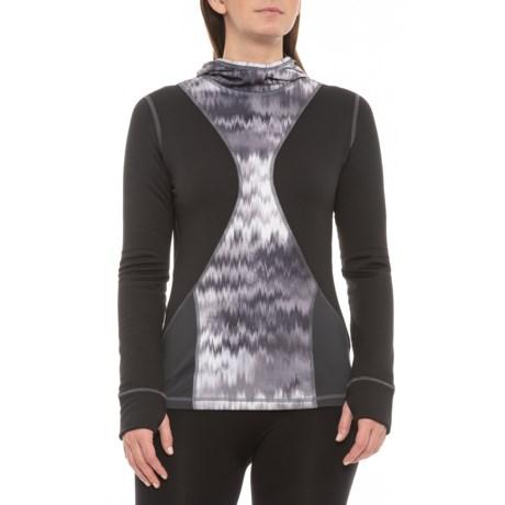 Wynn Base Layer Top – Hooded, Long Sleeve (For Women)