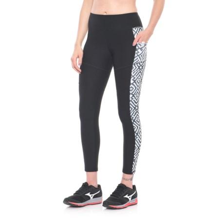 X by Gottex Back Zip Leggings (For Women)