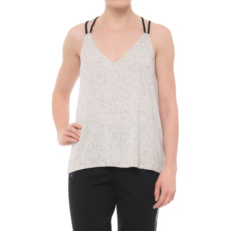X by Gottex Double-Strap Camisole - Sleeveless (For Women) in Light Dots Grey