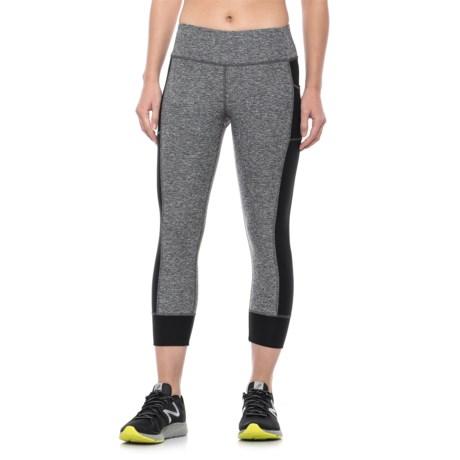 X by Gottex Hologram Dots Capri Leggings (For Women)