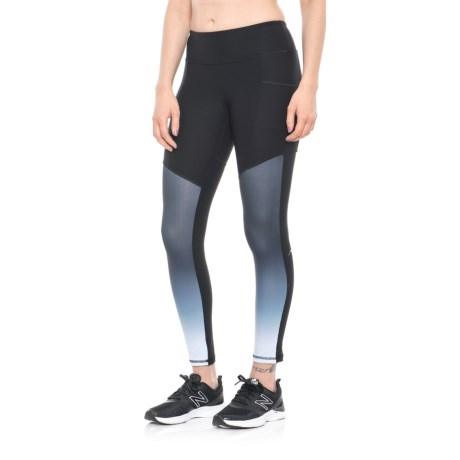 X by Gottex Ombre Placement Legging (For Women) in Wave Ombre
