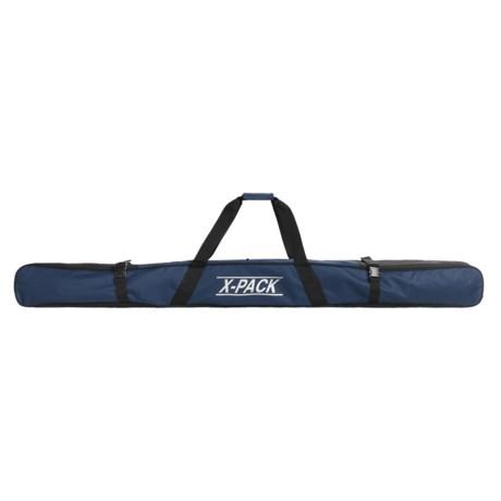 X-Pack Ski Bag -168cm in Blue