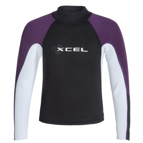Xcel Basic Axis Top Long Sleeve (For Big Kids)