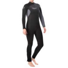 Xcel Hydro Tri-Density 7/6/5mm Full Wetsuit (For Women) in Black/Ash - Closeouts