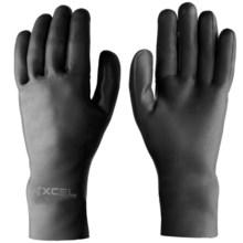 Xcel Infiniti Comp 2mm Neoprene Gloves in Black - Closeouts
