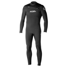 Xcel Infiniti Comp X2 4/3mm Full Wetsuit (For Men) in Black - Closeouts