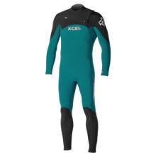 Xcel Infiniti Comp X2 4/3mm Full Wetsuit (For Men) in Emerald/Black - Closeouts