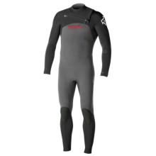 Xcel Infiniti Comp X2 4/3mm Full Wetsuit (For Men) in Graphite/Black - Closeouts