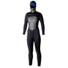 Xcel Infiniti TDC 5/4mm Full Hooded Wetsuit (For Women) in Black - Closeouts