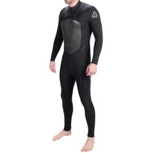 Xcel Infiniti TDC X1 4/3mm Full Wetsuit (For Men) in Black - Closeouts