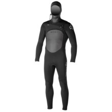 Xcel Infiniti TDC X2 Full Wetsuit with Hood - 5/4mm (For Men) in Black - Closeouts