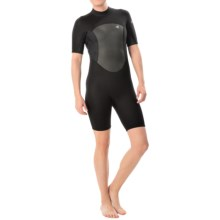 Xcel Leahi 2mm OS Springsuit (For Women) in Black - Closeouts