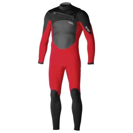 Xcel Revolt TD3 X2 Full Wetsuit 3/2mm (For Men)