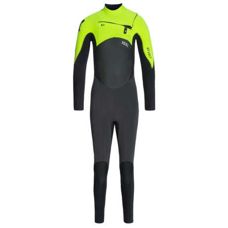 Xcel Revolt TDC X2 4/3mm Full Wetsuit (For Big Kids)