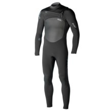 Xcel Revolt TDC X2 4/3mm Full Wetsuit (For Men) in Black - Closeouts