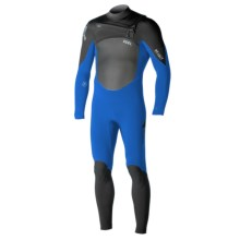 Xcel Revolt TDC X2 4/3mm Full Wetsuit (For Men) in Electric Blue/Black - Closeouts