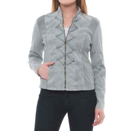 XCVI Annora Jacket (For Women) in Quiver Pigment - Closeouts