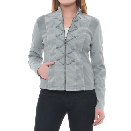 XCVI Annora Jacket (For Women) in Quiver Pigment