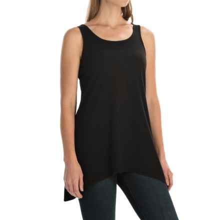XCVI Cocoon Tank Top (For Women) in Black - Closeouts