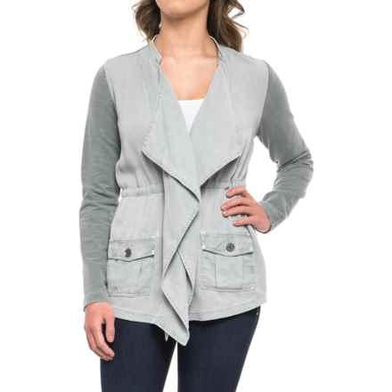 XCVI Elma Jacket - TENCEL® (For Women) in Quiver Pigment - Closeouts