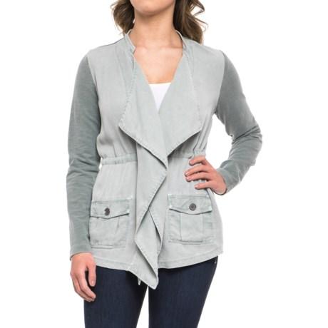 XCVI Elma Jacket - TENCEL® (For Women) in Quiver Pigment
