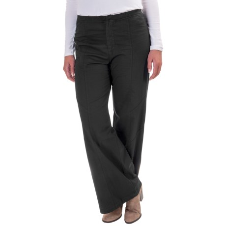XCVI Iris Pants (For Women) in Black