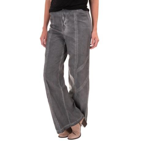 XCVI Iris Pants (For Women) in London Oil Wash