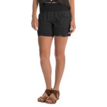 XCVI Kaya Shorts (For Women) in Black - Overstock