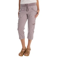 XCVI Keene Cropped Pants (For Women) in Iris - Overstock
