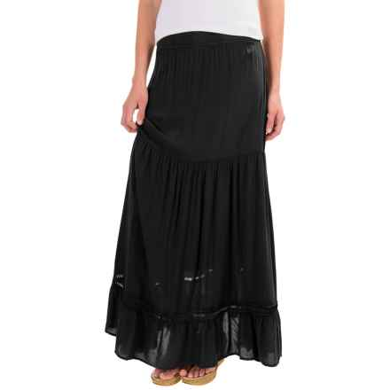 XCVI Krissy Skirt (For Women) in Black - Closeouts